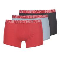 内衣  男士 拳击 Athena BASIC COLOR 黑色 / 波尔多红 / 灰色