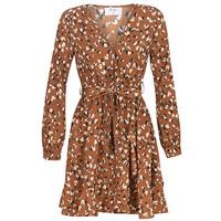 衣服 女士 短裙 Betty London LISONS 棕色