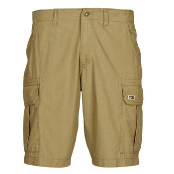 衣服 男士 短裤&百慕大短裤 Napapijri NOTO 4 驼色