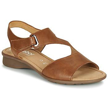 鞋子 女士 凉鞋 Gabor 嘉宝 KESTE 棕色