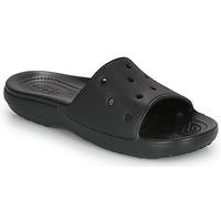 鞋子 拖鞋 crocs 卡駱馳 CLASSIC CROCS SLIDE 黑色