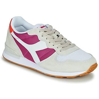 鞋子 女士 球鞋基本款 Diadora 迪亚多纳 CAMARO 米色 / 玫瑰色