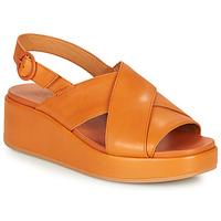 鞋子 女士 凉鞋 Camper 看步 MISIA 驼色