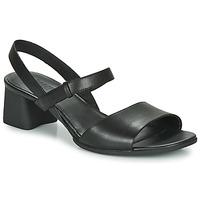 鞋子 女士 凉鞋 Camper 看步 KATIE SANDALES 黑色