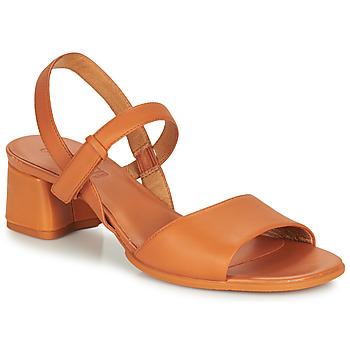 鞋子 女士 凉鞋 Camper 看步 KATIE SANDALES 驼色