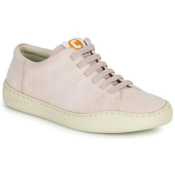 鞋子 女士 球鞋基本款 Camper 看步 PEU TOURING 玫瑰色 / Poudré