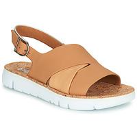 鞋子 女士 凉鞋 Camper 看步 TWINS 裸色 / 白色