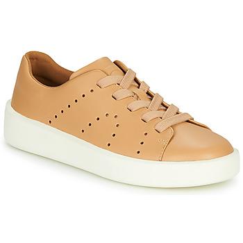 鞋子 女士 球鞋基本款 Camper 看步 COURB 驼色