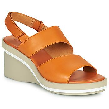 鞋子 女士 凉鞋 Camper 看步 KIR0 驼色