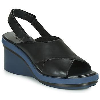 鞋子 女士 凉鞋 Camper 看步 KIR0 黑色