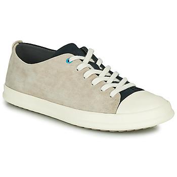 鞋子 男士 球鞋基本款 Camper 看步 TWINS 灰色 / 米色 / 蓝色