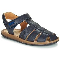 鞋子 儿童 凉鞋 Camper 看步 BICHO 蓝色 / 海蓝色