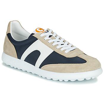 鞋子 男士 球鞋基本款 Camper 看步 PELOTAS XL 米色 / 海蓝色