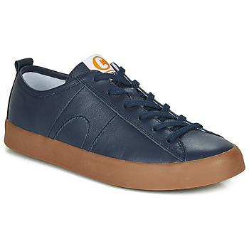 鞋子 男士 球鞋基本款 Camper 看步 IRMA COPA 海蓝色