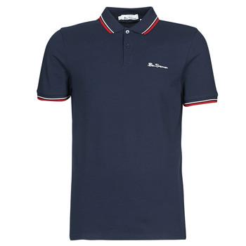 衣服 男士 短袖保罗衫 Ben Sherman 宾舍曼 SIGNATURE POLO 海蓝色 / 红色 / 白色