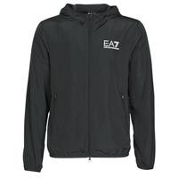 衣服 男士 冲锋衣 EA7 EMPORIO ARMANI TRAIN CORE ID M JACKET 黑色