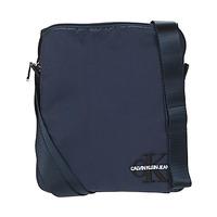 包 男士 小挎包 Calvin Klein Jeans CKJ MONOGRAM NYLON MICRO FP 海蓝色