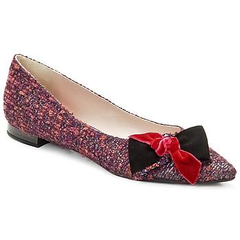 鞋子 女士 平底鞋 Magrit Rosy Knot 多彩 / 玫瑰色