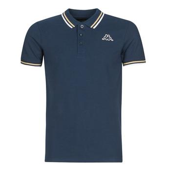 衣服 男士 短袖保罗衫 Kappa 卡帕 ESMO 蓝色