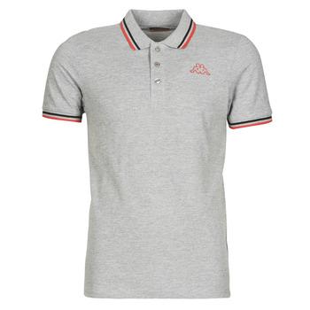 衣服 男士 短袖保罗衫 Kappa 卡帕 ESMO 灰色 / 黑色 / 红色