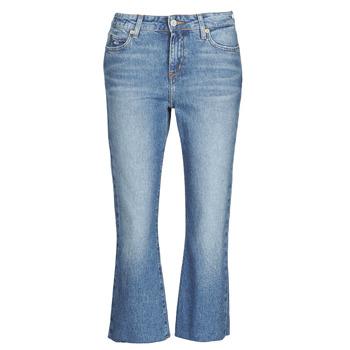 衣服 女士 直筒牛仔裤 Tommy Jeans KATIE CROP FLARE 蓝色 / Edium