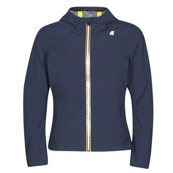 衣服 男士 夾克 K-Way JACK BONDED 海藍色