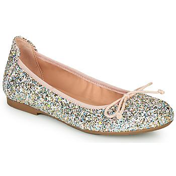 鞋子 女孩 平底鞋 Acebo's  多彩