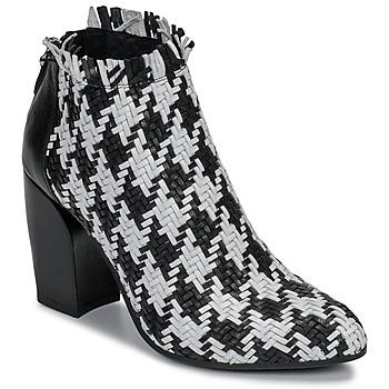 鞋子 女士 短靴 MIMMU JESTINE 黑色 / 白色