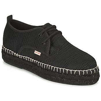 鞋子 女士 帆布便鞋 Pare Gabia EBY 黑色