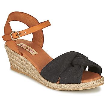 鞋子 女士 凉鞋 Pare Gabia BILMI 黑色 / 棕色