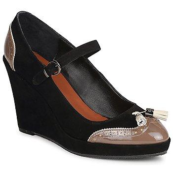 鞋子 女士 高跟鞋 C.Petula MAGGIE 黑色