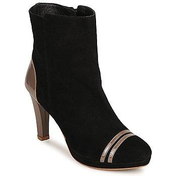 鞋子 女士 短靴 C.Petula KIMBER 黑色