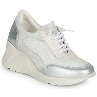 鞋子 女士 球鞋基本款 Hispanitas TOKIO 白色 / 银色