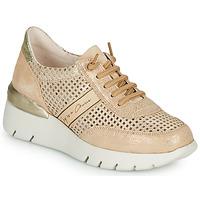 鞋子 女士 球鞋基本款 Hispanitas RUTH 玫瑰色 / 金色 / 白色