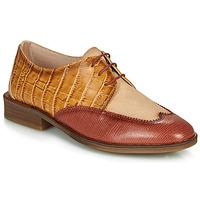 鞋子 女士 德比 Hispanitas LONDRES 棕色