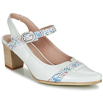 鞋子 女士 高跟鞋 Dorking LEA 白色
