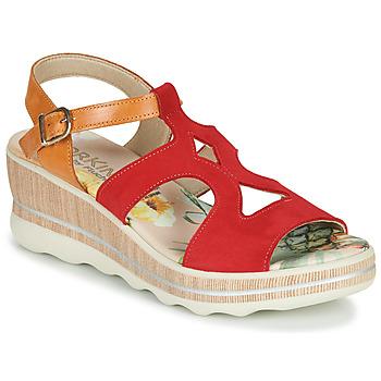 鞋子 女士 凉鞋 Dorking YAP 红色