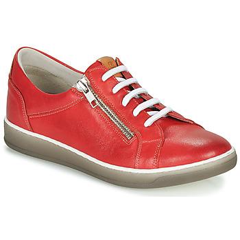 鞋子 女士 球鞋基本款 Dorking KAREN 红色 / 米色