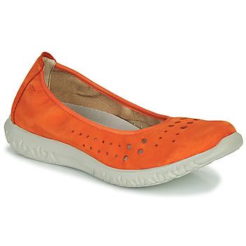 鞋子 女士 平底鞋 Dorking SILVER 橙色