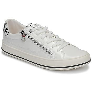 鞋子 女士 球鞋基本款 S.Oliver NASTOUKI 白色