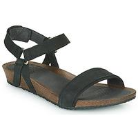鞋子 女士 凉鞋 Teva MAHONIA STITCH 黑色