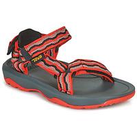 鞋子 女孩 凉鞋 Teva HURRICANE XLT2 红色 / 黑色