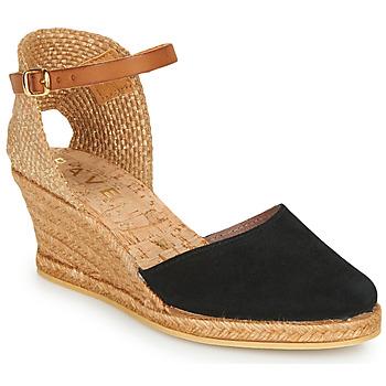 鞋子 女士 帆布便鞋 Ravel ETNA II 黑色
