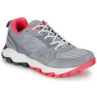 鞋子 女士 球鞋基本款 Columbia 哥伦比亚 IVO TRAIL BREEZE 灰色 / Saumon