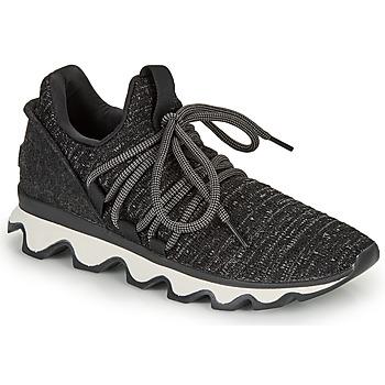 鞋子 女士 球鞋基本款 Sorel KINETIC LACE 黑色