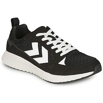 鞋子 男士 球鞋基本款 Hummel COMPETITION 黑色