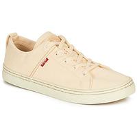 鞋子 男士 球鞋基本款 Levi's 李维斯 SHERWOOD LOW 米色
