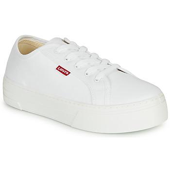 鞋子 女士 球鞋基本款 Levi's 李维斯 TIJUANA 白色