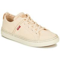 鞋子 女士 球鞋基本款 Levi's 李维斯 SHERWOOD S LOW 米色