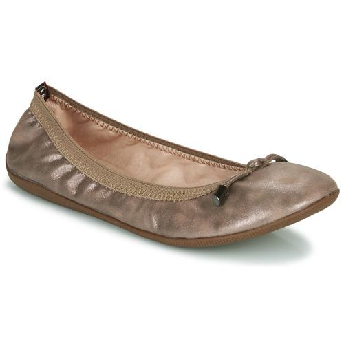 鞋子 女士 平底鞋 Les P'tites Bombes AVA 古銅色